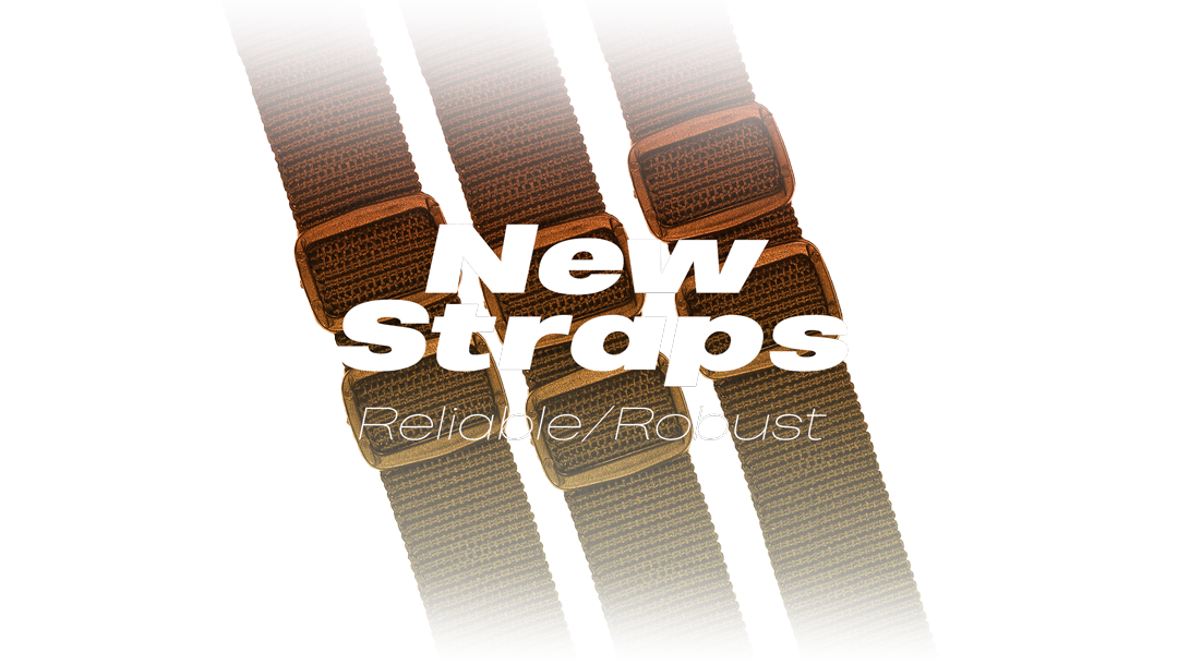 new straps 1